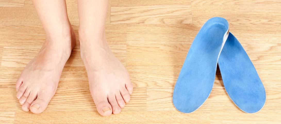 Orthèse pour pied - Orthésiste