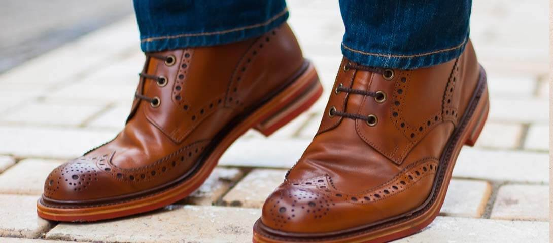 Podiatre - Chaussure fabriqué sur mesure