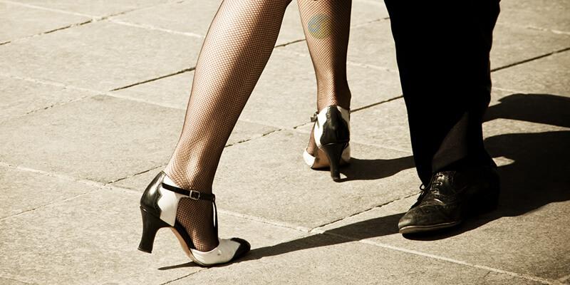 podiatre et danser