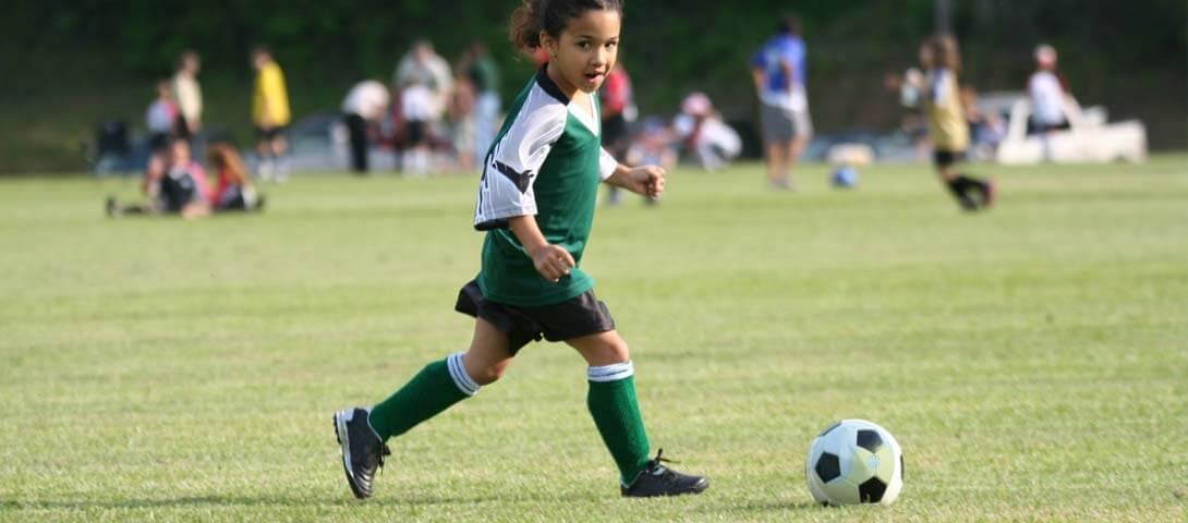 Podiatre - Douleur au pied - enfant et soccer